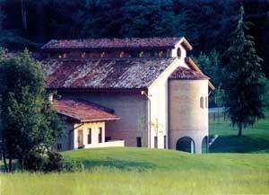 Eglise du Monastère de Bose