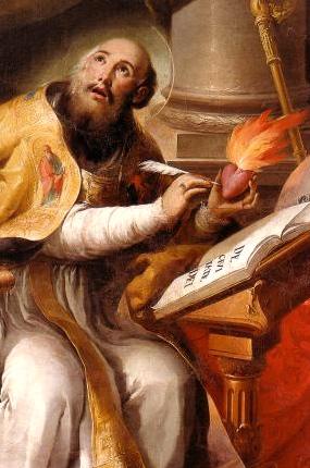 Dieu ma joie: Saint Augustin le MAGNIFIQUE